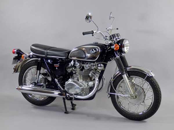 honda cb 450 k1 1968 paris moto classique. Black Bedroom Furniture Sets. Home Design Ideas
